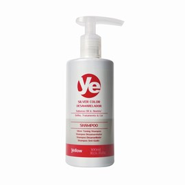 Shampoo Yellow Silver Color Shampoo - 300ml