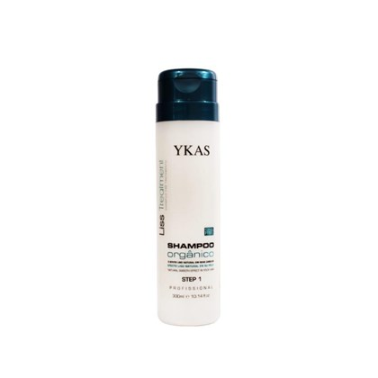 Shampoo Ykas - Liss Treatment- Redutor Orgânico - 300 ML
