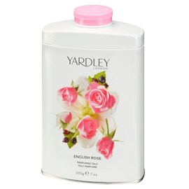 Talco Perfumado Yardley English Rose - 200g